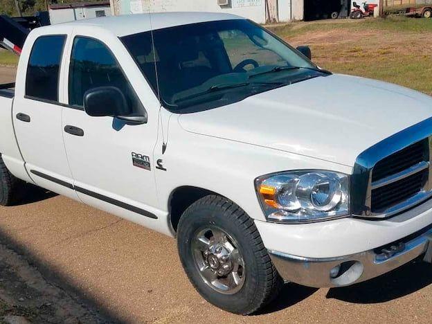 2007 Dodge Ram 2500 Pickup