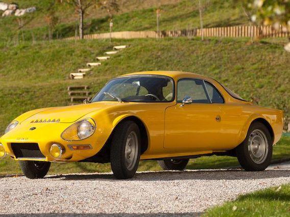 Matra-Bonnet  Djet 5S Coupé 1965