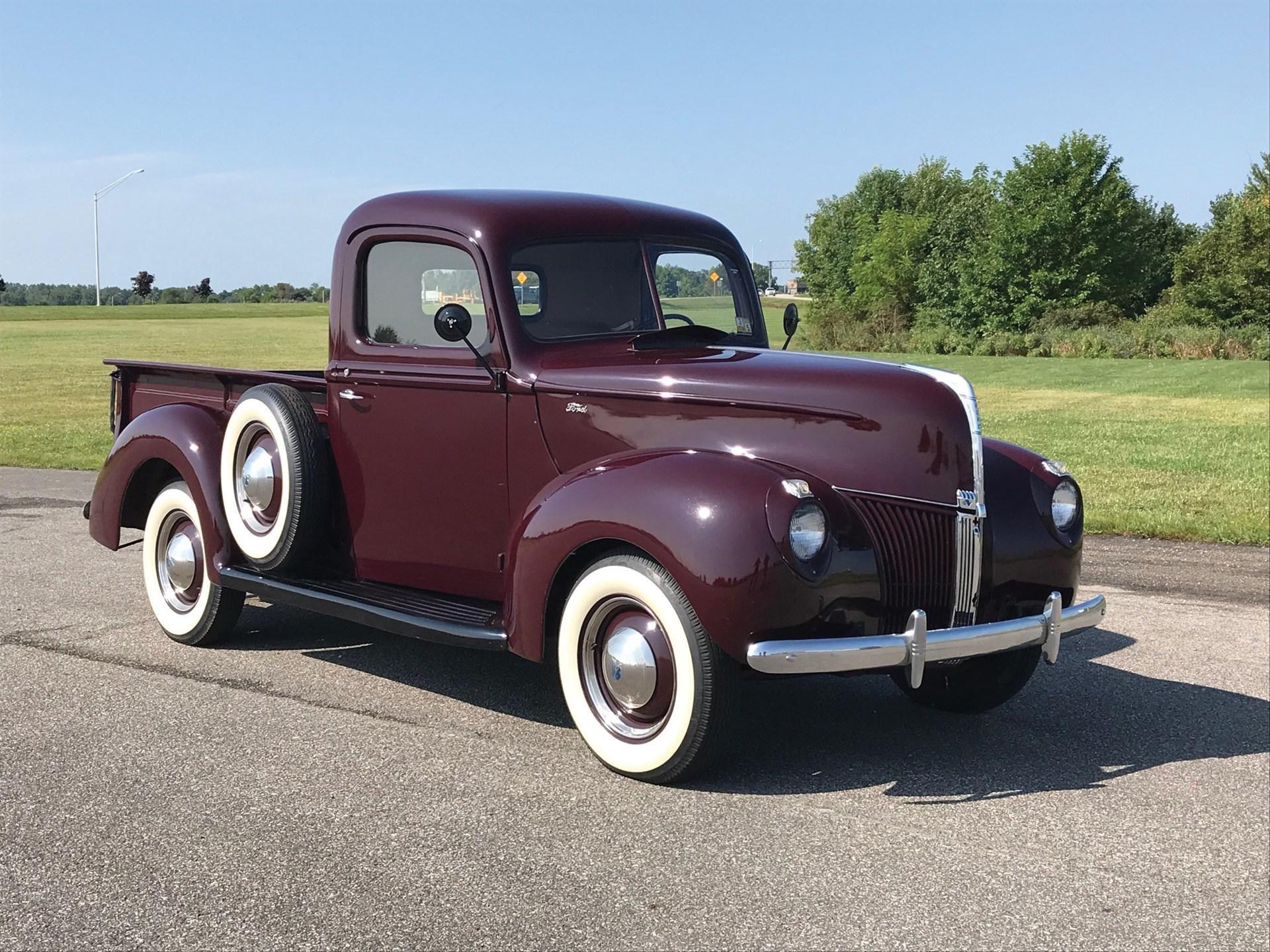 1940 Ford ½-Ton Pickup
