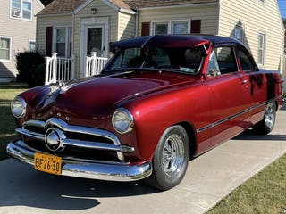 1949 Ford Business Coupe Street Rod