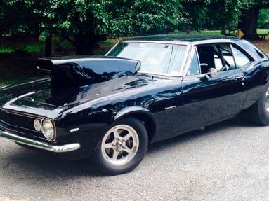 1967 Chevrolet Camaro Pro Street