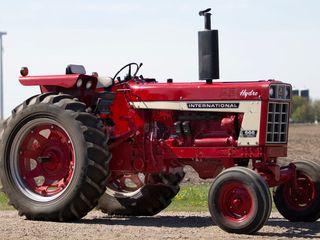 1973 International Harvester Hydro 666 Diesel
