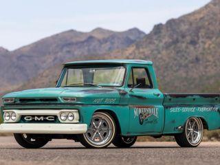 1964 GMC Series 1000 Pickup