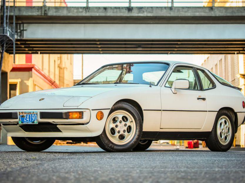 1988 Porsche 924S