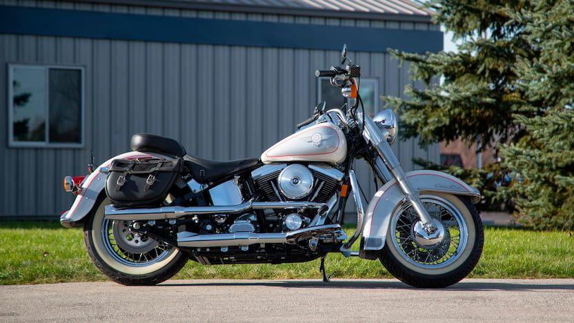 1994 Harley-Davidson Heritage Softail Nostalgia Flstn