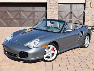 2004 Porsche 911 Turbo Cabriolet 6-Speed