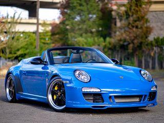 2011 Porsche  Speedster