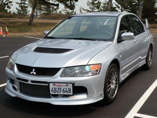 2006 Mitsubishi Evolution Ix Mr