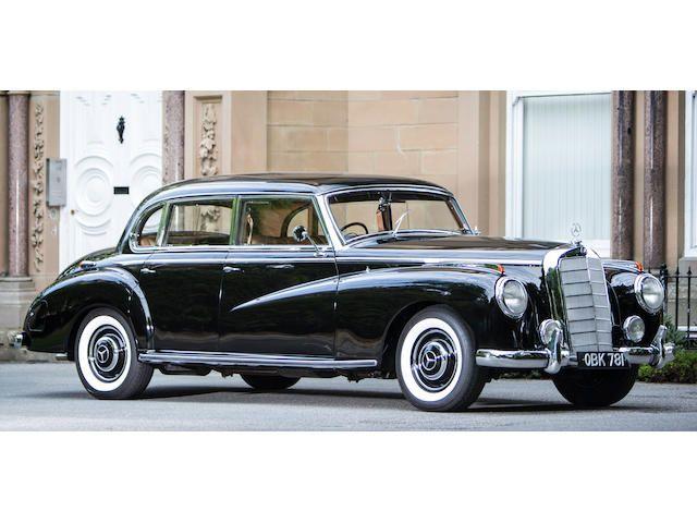 1953 Mercedes-Benz 300 Saloon