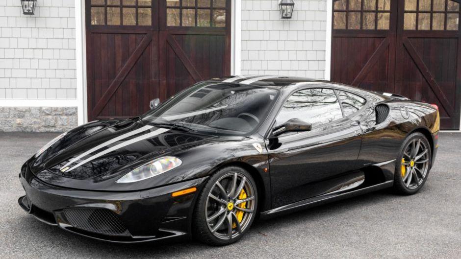 2009 Ferrari 430 Scuderia Vin Zffkw64a690166647 Classic Com