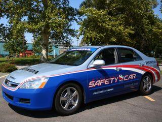 2006 Honda Accord Hybrid Indycar Series Safety Car