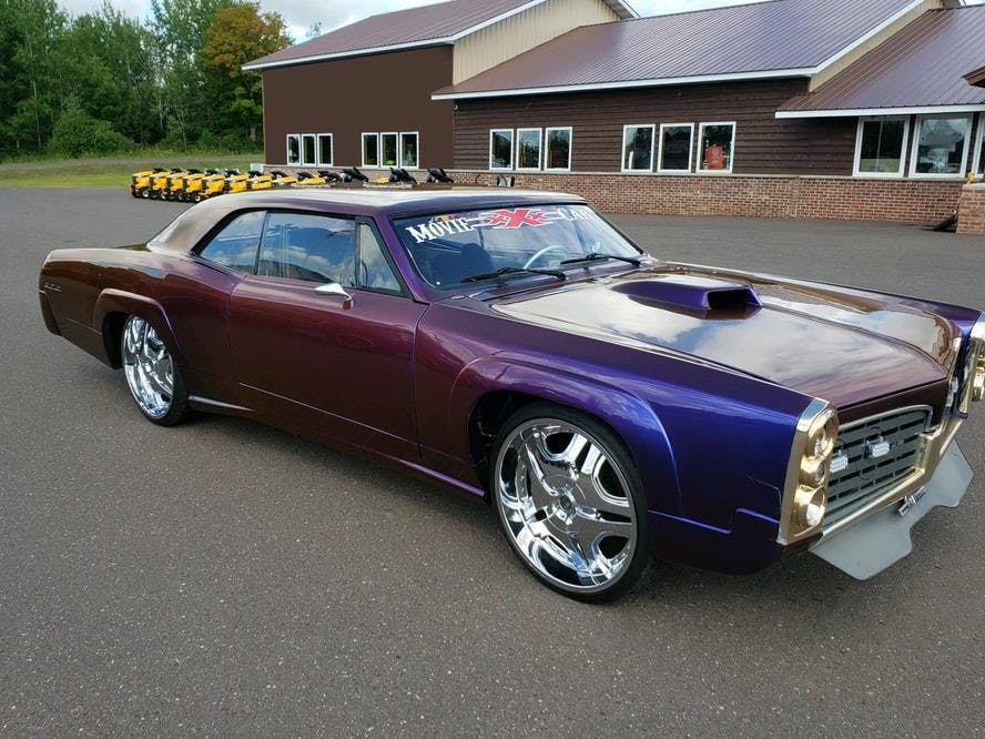 1967 Pontiac Lemans Custom Hardtop 'Xxx: State of the Union'