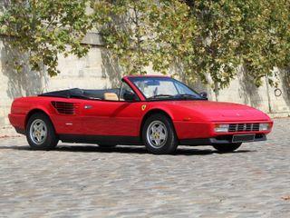 1988 Ferrari Mondial 3.2l Cabriolet
