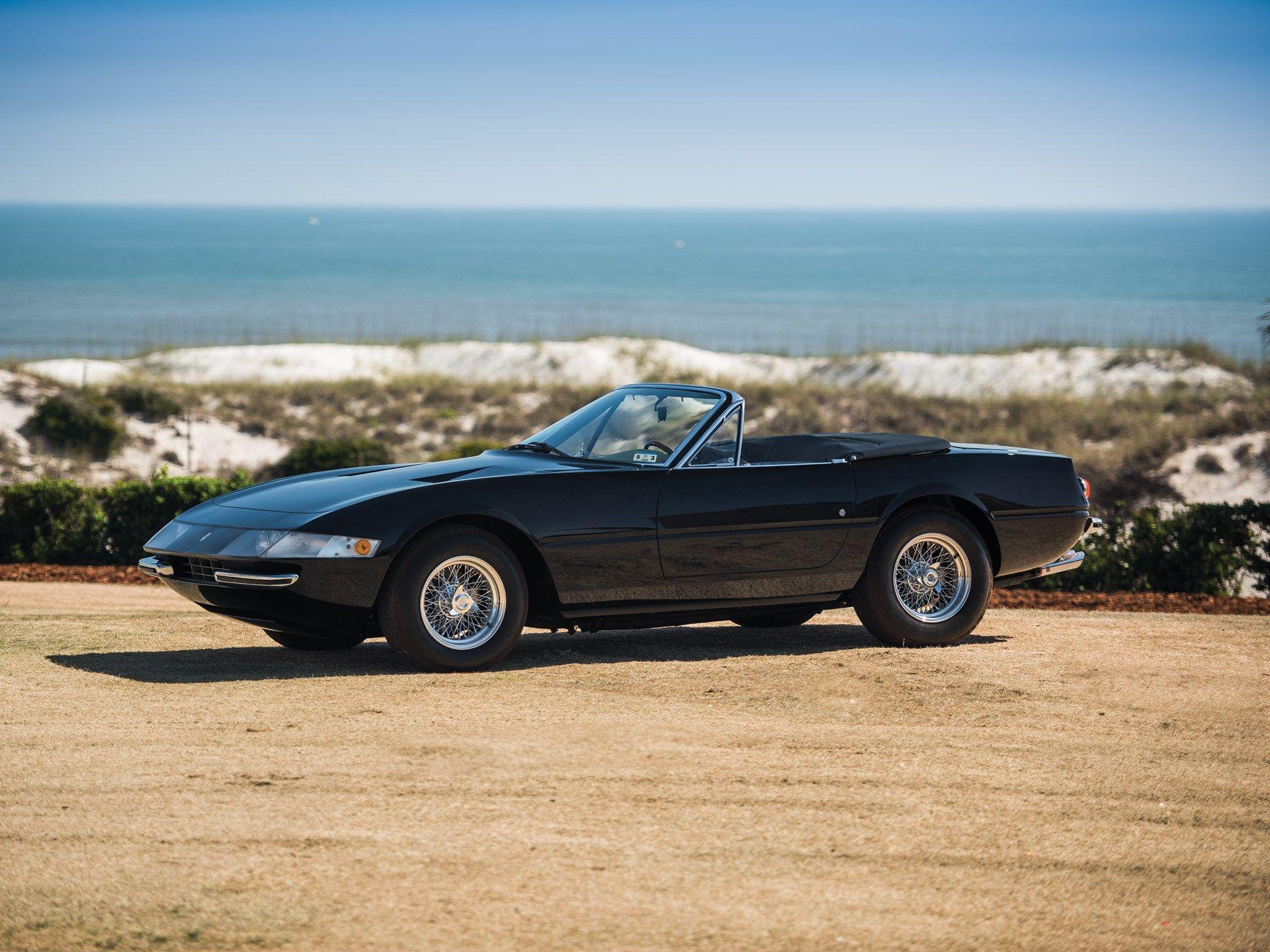 1969 Ferrari 365 Gtb  4 Daytona Market