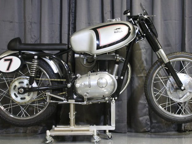 1960 Moto Parilla Road Racer