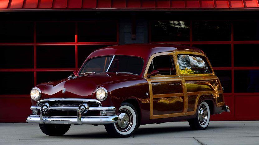 1951 Ford Woody Custom