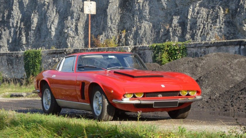 """1971 Iso Grifo Série II  7,4 L """"Can-Am"""""""