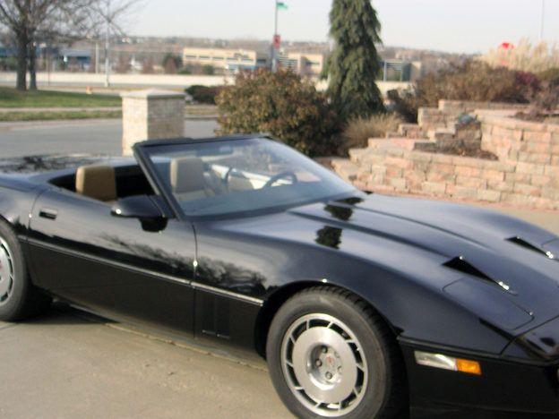 1987 Chevrolet Corvette Callaway Convertible