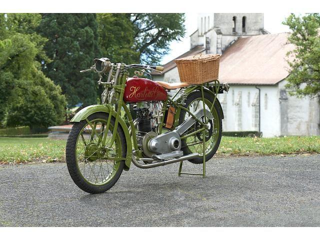 1926 Harlette-Géco 175CC Super Sport