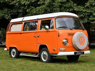 1972 Volkswagen T2 Westfalia Camper