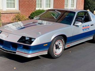 1982 Chevrolet Camaro Z28 Pace Car Edition
