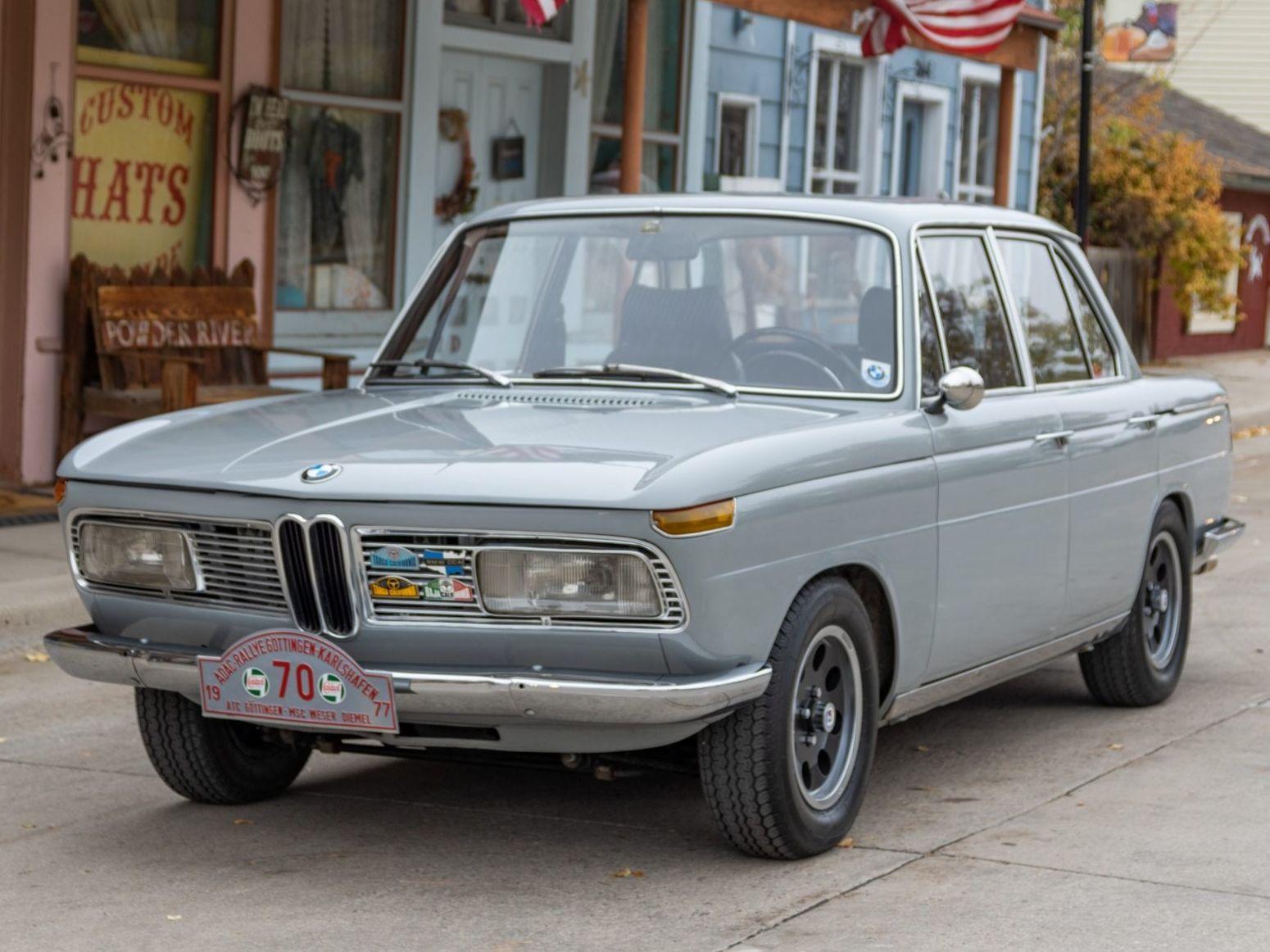 1967 BMW 2000 Tilux 5-Speed