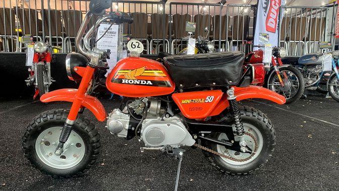 1978 Honda Z50 Mini Trail