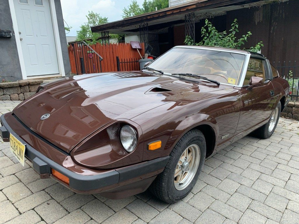 1983 Datsun 280ZX With A Five-Speed