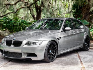 2011 BMW M3 Competition Package Sedan 6-Speed