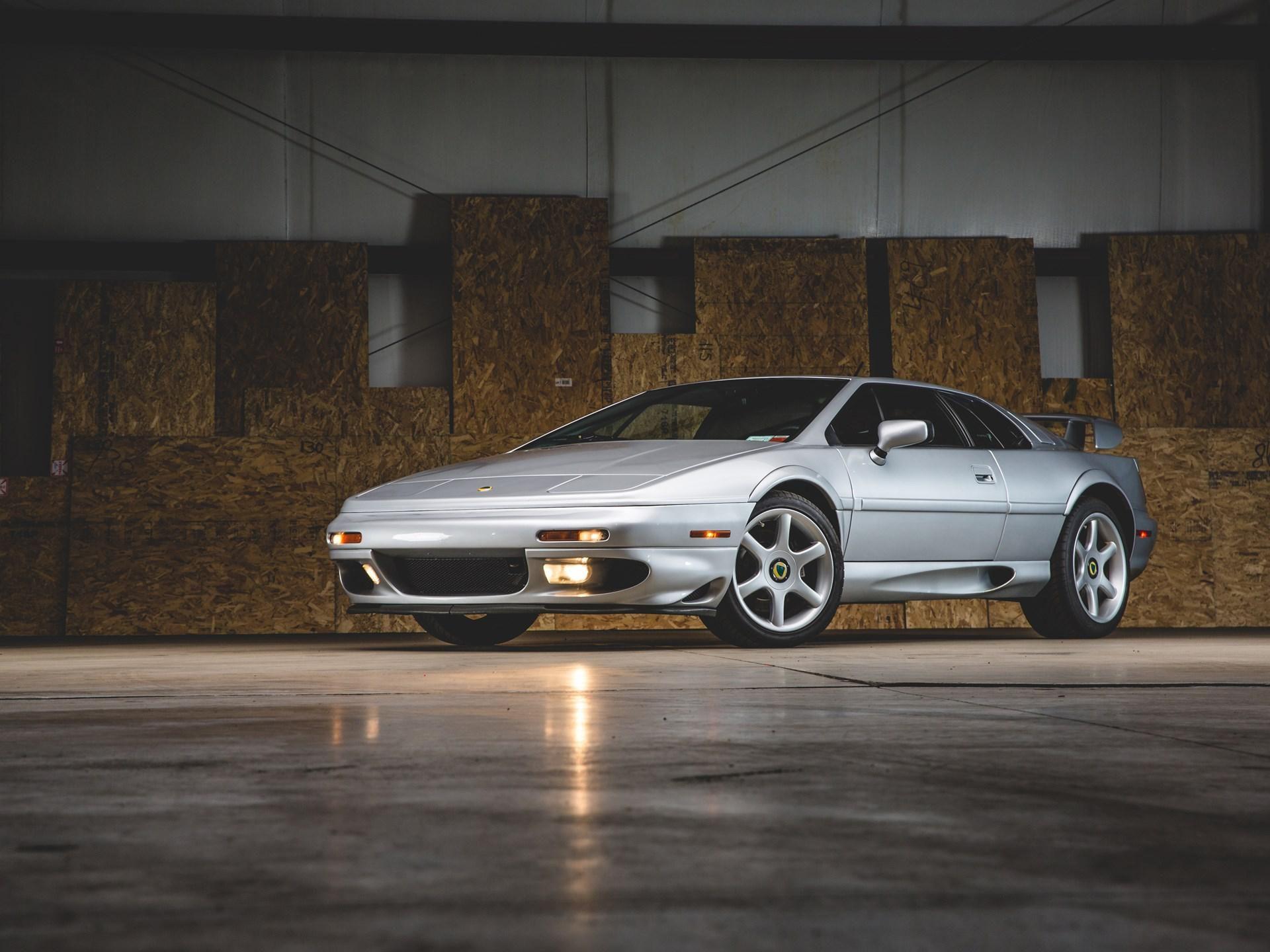2001 Lotus Esprit V8 SE