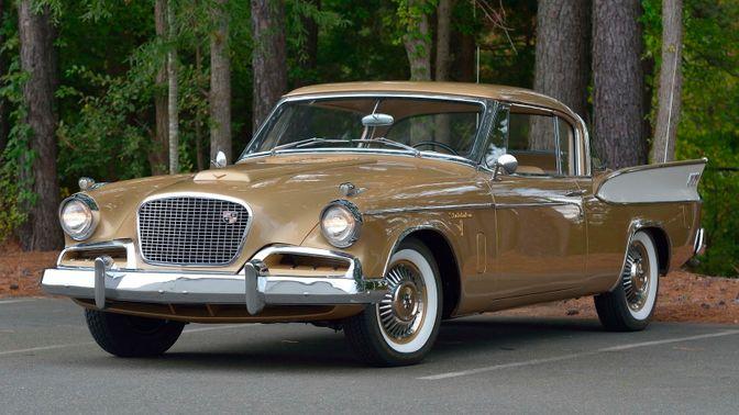 1957 Studebaker Golden Hawk Hardtop
