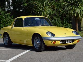 1967 Lotus Elan Series 3 FHC