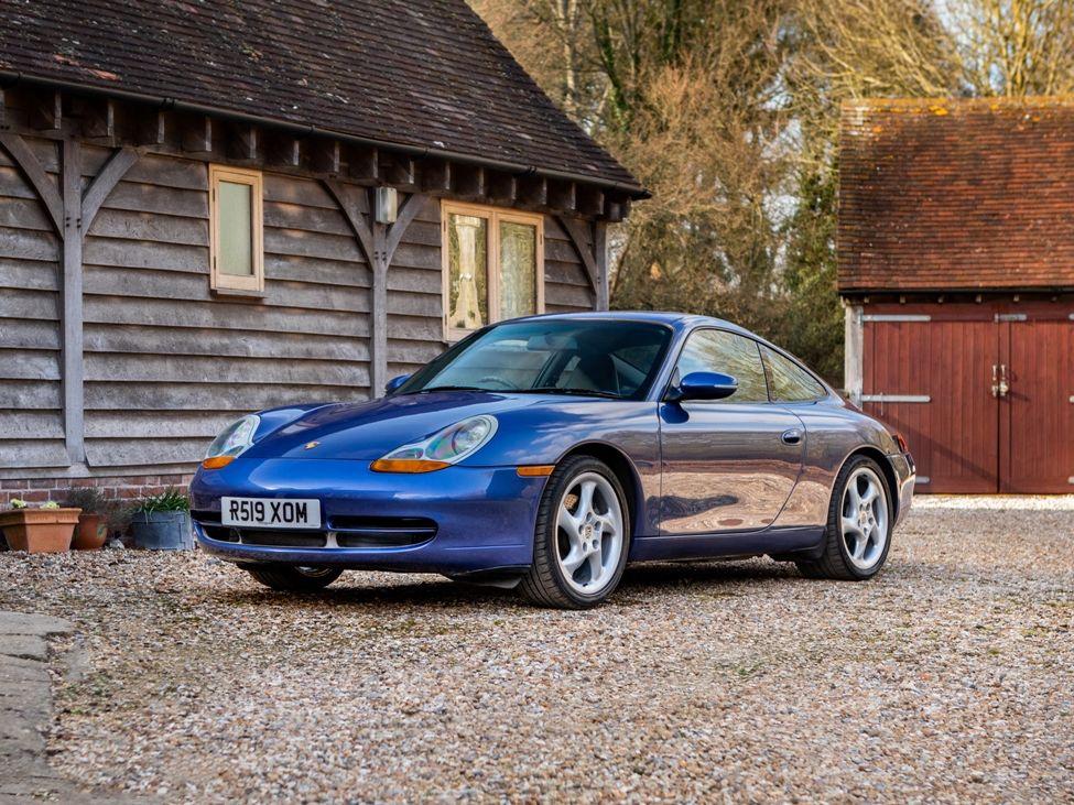 1998 Porsche 996 C2