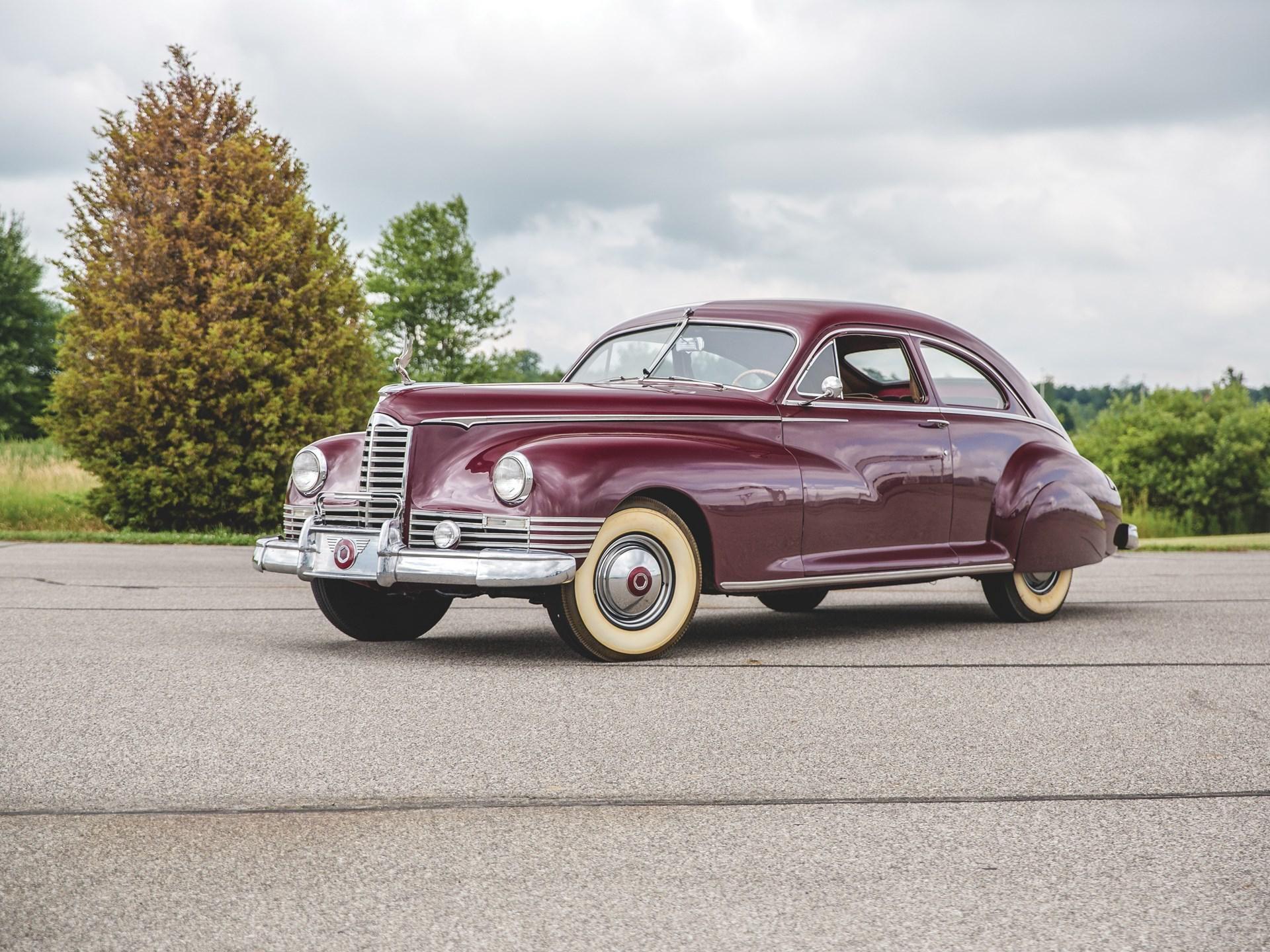 1947 Packard Eight Custom Super Clipper Club Sedan
