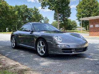 2007 Porsche 997 Carrera Coupe 6-Speed