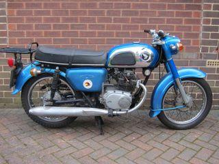 1978 Honda 174CC CD175