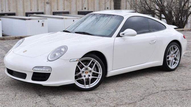 2012 Porsche 911 Carrera 6-Speed