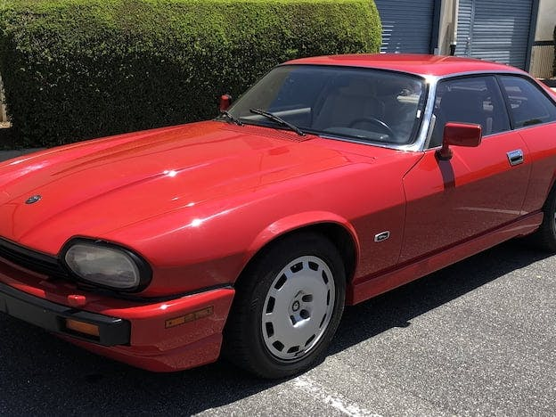 1993 Jaguar Xjr S Coupe