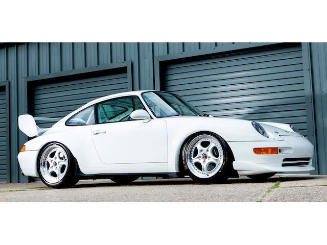 1995 Porsche 911 Type 993 Carrera Cup Competition Coupé