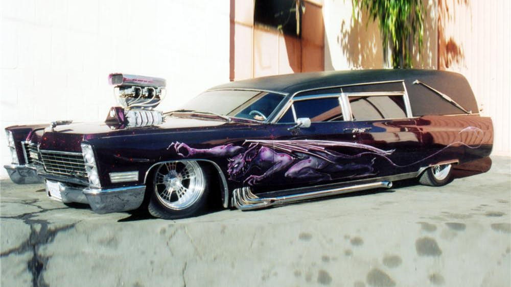 1967 Cadillac Custom Funeral Coach 'Kargoyle' VIN: Z7225545 - CLASSIC.COM