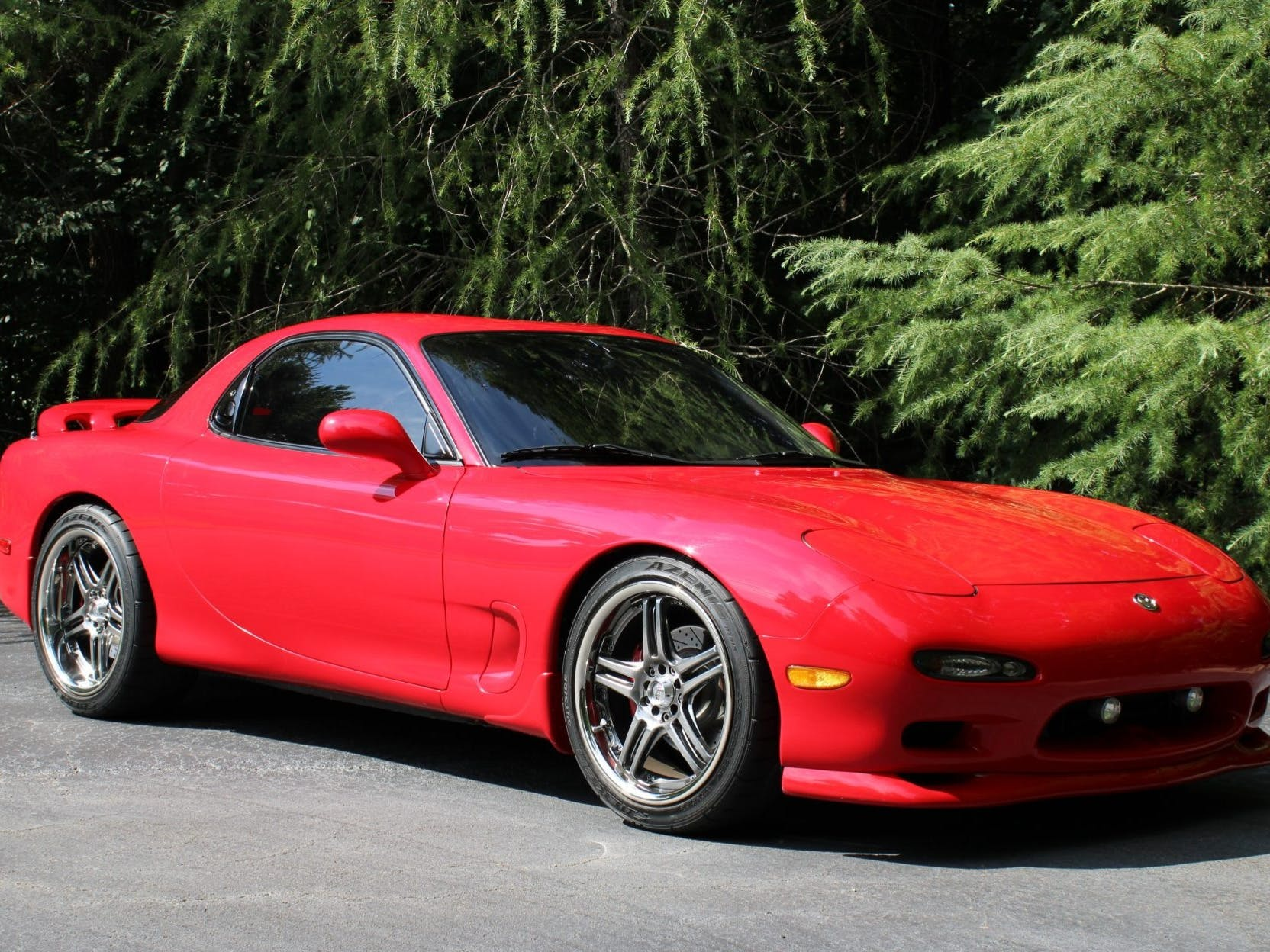 1993 Mazda RX-7 R1