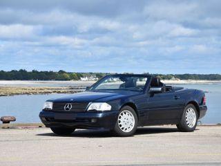 1997 Mercedes-Benz 500 SL
