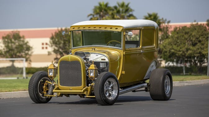1929 Ford Model A Delivery Street Rod