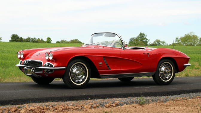 1962 Chevrolet Corvette 327/360 Fuelie