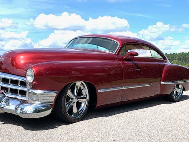 1949 Cadillac Custom