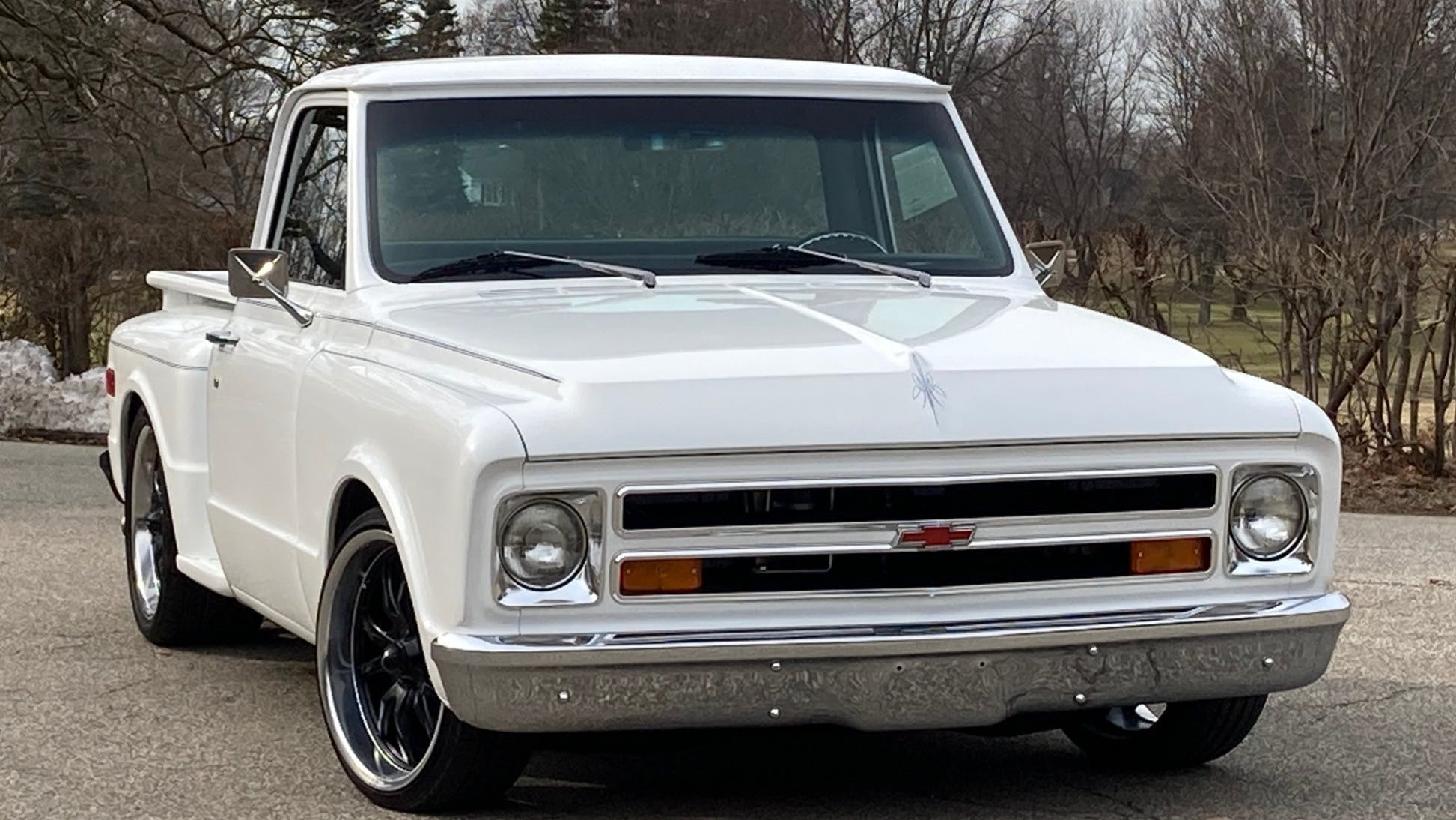 1972 Chevrolet C10 Stepside Pickup