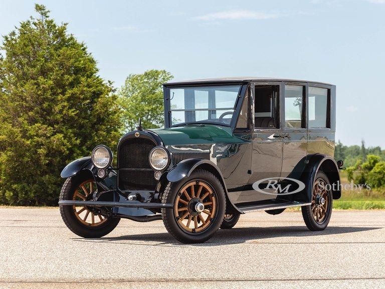 1920 Westcott Model C-48 Sedan
