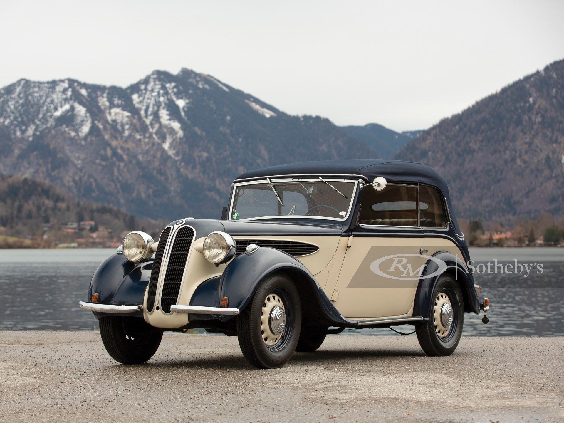 1936 BMW 329 Cabriolet