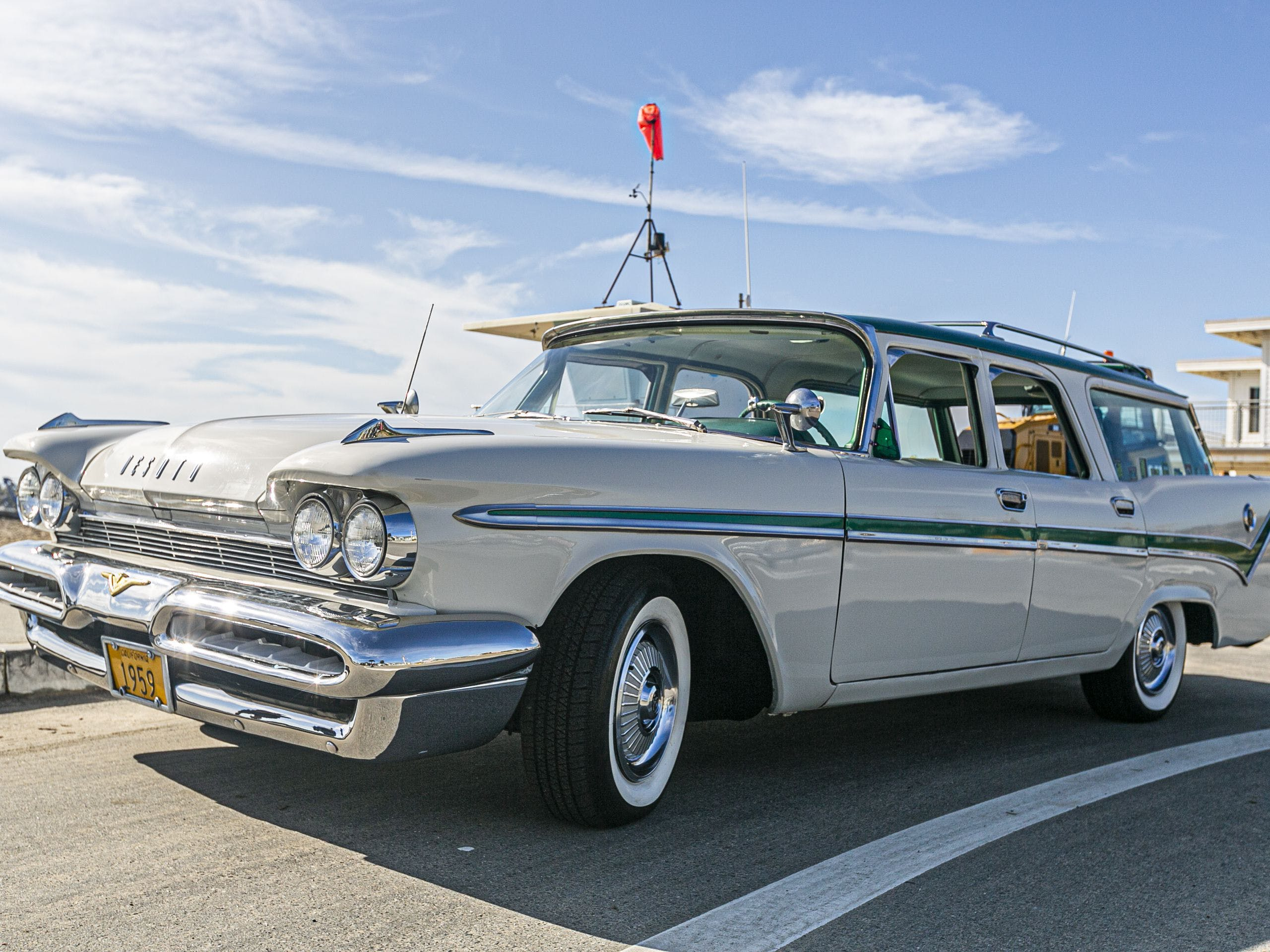 1959 De Soto Firesweep Explorer Nine-Passenger Wagon