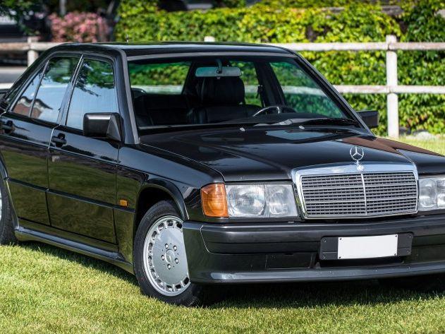 1987 Mercedes-Benz 190 E 2.3-16